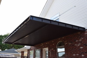 Brace Support Canopies