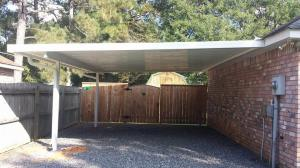 carport leftside